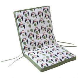 Подушка Garden Star Джунгли, полиэстер с полиуретановым покрытием, 90х48х5 см
