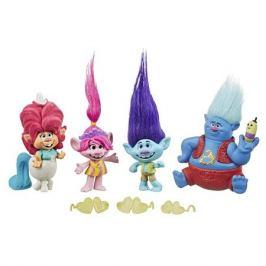 Набор фигурок Тролли 4 фигурки Trolls Hasbro E8406