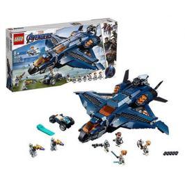 Конструктор LEGO Super Heroes 76126 Модернизированный квинджет Мстителей