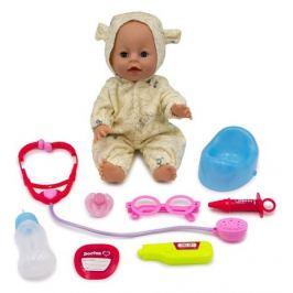 Кукла функциональная с аксессуарами Baby Love
