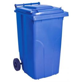 Контейнер для мусора «Алеана» с колесиками, 240 л