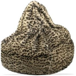 Кресло-груша «Леопард», 80х80х80 см