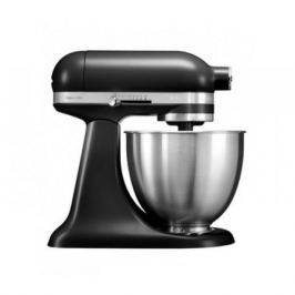 KitchenAid Планетарный Миксер KitchenAid ARTISAN MINI 3,3 л, матовый черный, 5KSM3311XEBM