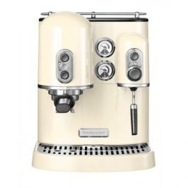 KitchenAid Кофемашина KitchenAid Artisan, кремовый, 5KES2102EAC