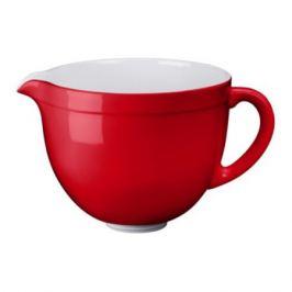 KitchenAid Чаша керамическая 4,7 л, красная, KitchenAid, 5KSMCB5ER