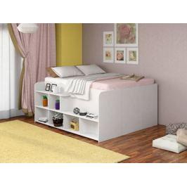 Кровать Левая Twist UP (140х190)