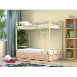 Двухъярусная кровать Ницца (90х190/90х190)