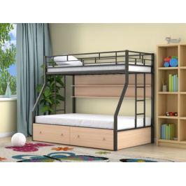 Двухъярусная кровать Милан (90х190/120х190)