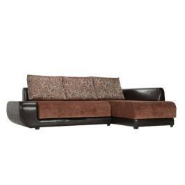 Угловой диван Поло (Нью-Йорк) Правый MebelVia