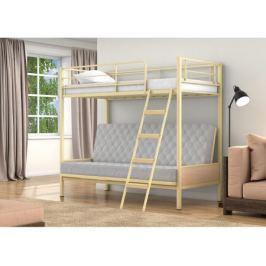 Двухъярусная кровать диван Дакар 2 (90х190/190х120)