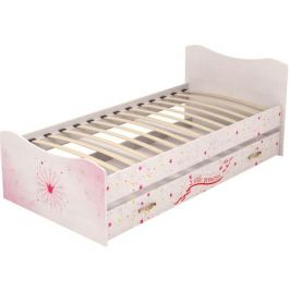 Кровать с ящиком Принцесса (90х190)