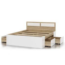 Кровать с ящиками Беатрис (160х200)