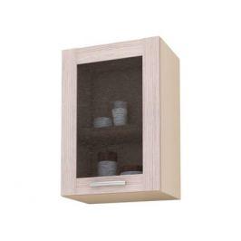 Шкаф-витрина Selena рамка 50 см