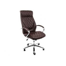 Monte темно-коричневое Компьютерное кресло