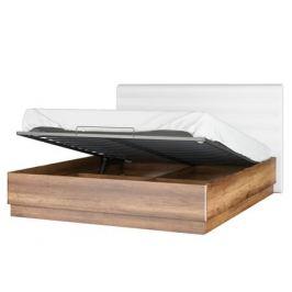Кровать с ПМ и мягкой спинкой Джолин (160х200)