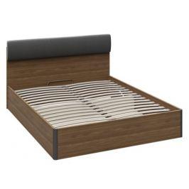 Кровать Харрис (160х200) с ПМ и мягким элементом 1