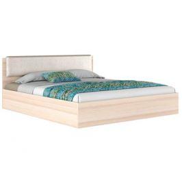Кровать с матрасом ГОСТ Виктория ЭКО узор (180х200)