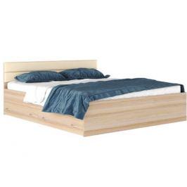 Кровать с ящиками и матрасом ГОСТ Виктория-МБ (180х200)