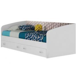 Кровать с матрасом ГОСТ Уника-П (90х200)