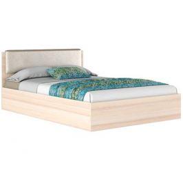 Кровать с матрасом ГОСТ Виктория ЭКО узор (140х200)