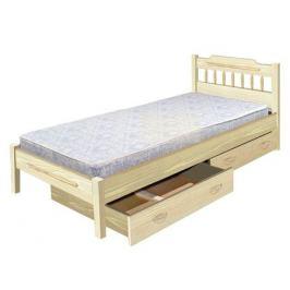 Кровать с ящиками Новая (140х200)