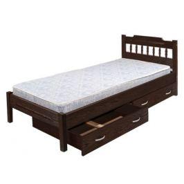 Кровать с ящиками Новая (120х200)