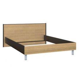 Кровать Итака (160х200) (шпон)