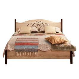 Кровать с основанием (140х200) Adele