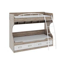 Кровать двухъярусная Прованс
