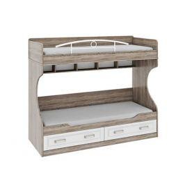 Кровать 2-х ярусная (без лестницы) Прованс (80х200)