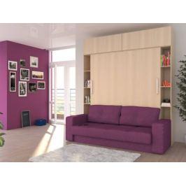 Многофункциональный трансформер шкаф-диван-кровать MebelVia