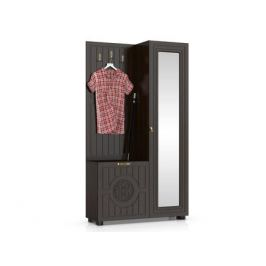 Шкаф комбинированный Правый Монблан