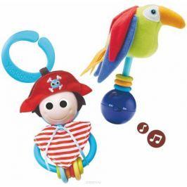 Yookidoo Игровой набор Пират и его попугай