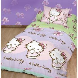 Комплект детского постельного белья Hello Kitty