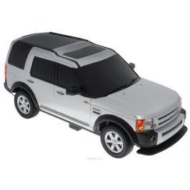 Rastar Радиоуправляемая модель Land Rover Discovery 3 цвет серебристый масштаб 1:14