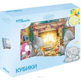 Step Puzzle Кубики Me to You