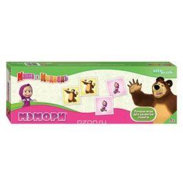 Step Puzzle Развивающая игра Маша и Медведь