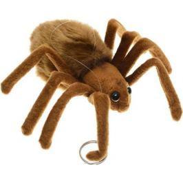 Hansa Мягкая игрушка Тарантул цвет коричневый 13,5 см