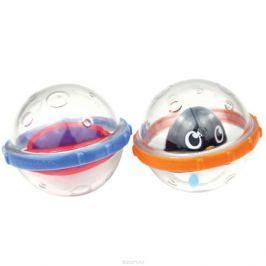Munchkin Игровой набор для ванны Пузыри-поплавки цвет оранжевый синий