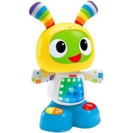Fisher-Price Развивающая игрушка Обучающий робот БиБо
