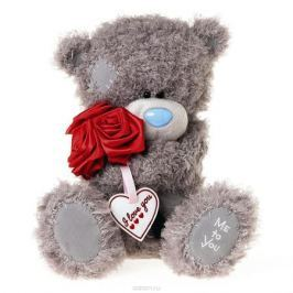Me to You Мягкая игрушка Мишка Тедди с розами 30 см