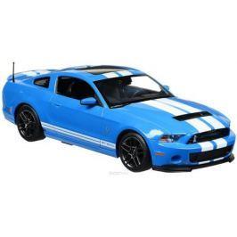 Rastar Радиоуправляемая модель Ford Shelby GT500 цвет синий масштаб 1:14