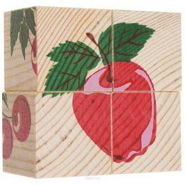 Томик Кубики Фрукты-ягоды