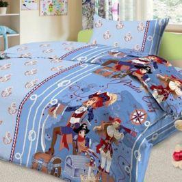 Letto Комплект детского постельного белья Пираты