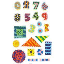 Alex Toys Набор игрушек для ванной Цифры 22 шт