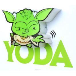 Star Wars Пробивной 3D мини-светильник Йода