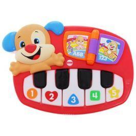 Fisher-Price Развивающая игрушка Пианино ученого щенка