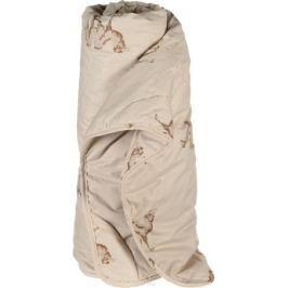 Легкие сны Одеяло детское легкое Верби наполнитель верблюжья шерсть 110 см x 140 см