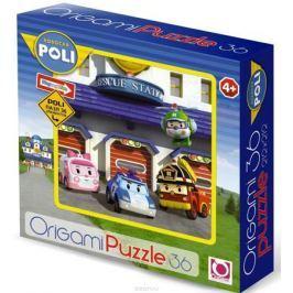 Оригами Пазл для малышей Robocar Poli 00170