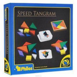 Philos Настольная игра Скоростной танграм